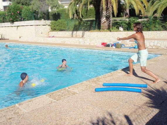 Cours aquafitness